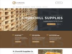 P. Churchill Pallet Supplies