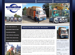 Direct Pallet Services Ltd