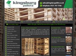 Kingsbury Pallets