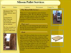 Misson Pallet Services