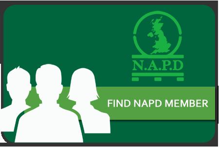 Find  NAPD Member